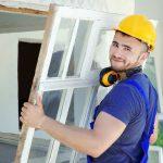 Alte Fenster ausbauen: So geht's