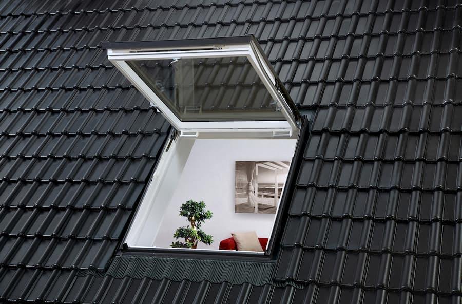 Dachausstiegsfenster © VELUX Deutschland GmbH