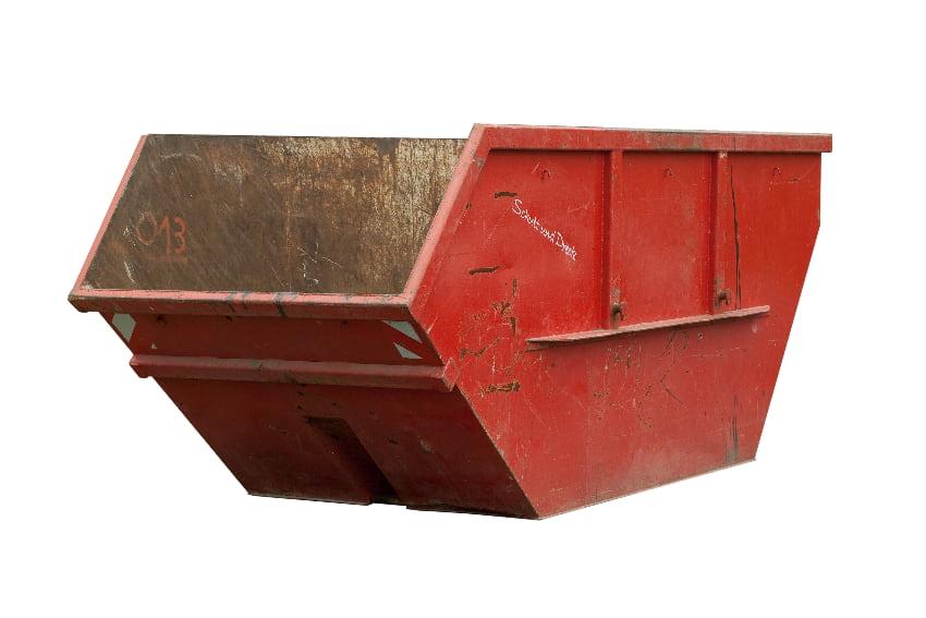 Container für die Entsorgung von Fenstern © Klick Klick, stock.adobe.com
