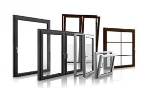 Fensterrahmen Materialvergleich