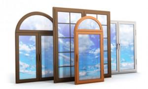 Fenster aus dem Internet