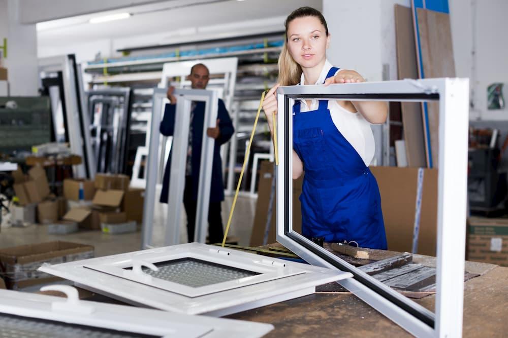 Fenster Herstellung © JackF, stock.adobe.com