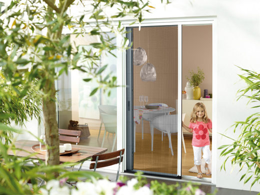 Fenster mit Isektenschutz © MHZ Hachtel