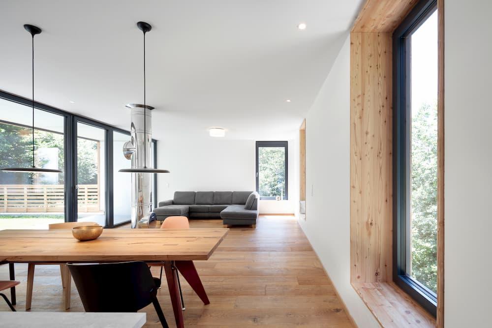 Wohnung mit Internorm Fenstern © Internorm