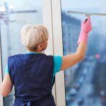 Fenster professionell reinigen lassen
