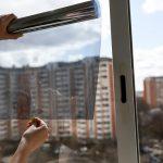 Fensterfolie richtig anbringen