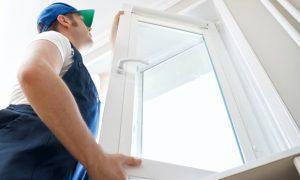 Fensterflügel Aus- und Einhängen