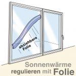Wie entferne ich eine Fensterfolie ohne Rückstände?