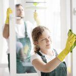 Kunststofffenster reinigen