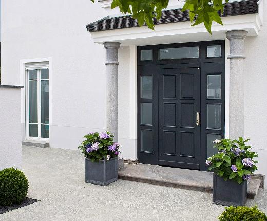 Moderne Haustür © Internorm International GmbH
