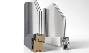 Holz-Alu-Fenster oder Kunsttoff Fenster