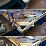 Alte Holzfenster pflegen