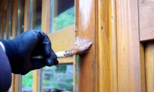 Fenster: Schutz gegen Witterungseinflüsse