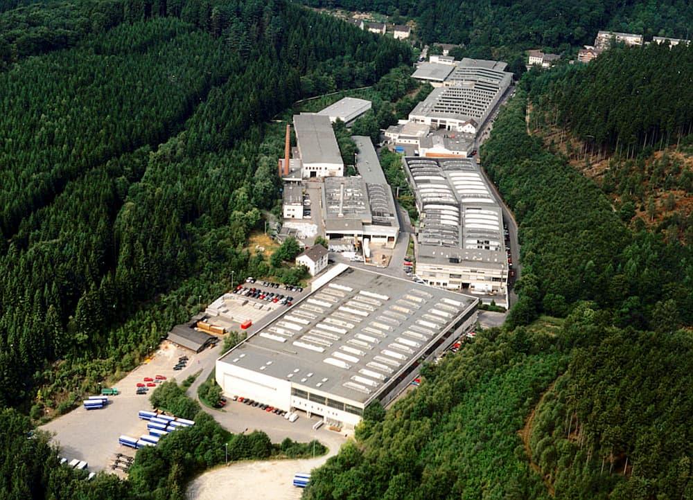 HUECK Produktionsstandort in Lüdenscheid © HUECK