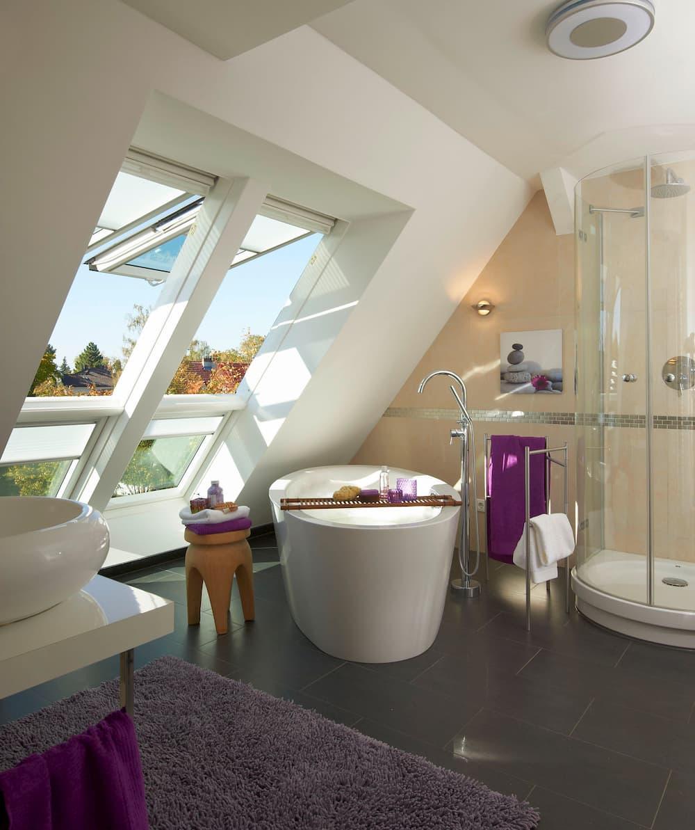Klapp-Schwing-Fenster © Velux Deutschland GmbH
