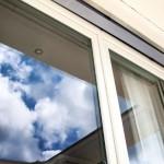 Ein- oder mehrflügelige Fenster