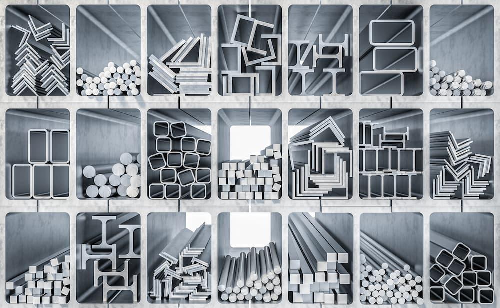 Aluminium ist vielseitig einsetzbar © tiero, stock.adobe.com