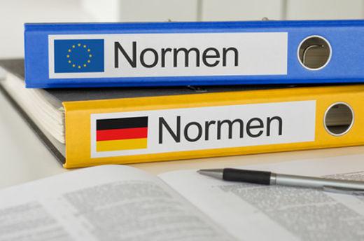 DIN-Normen sorgen für Qualitätsssicherung © Zerbor, fotolia.com
