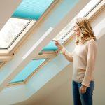 Sonnenschutz fürs Dachfenster