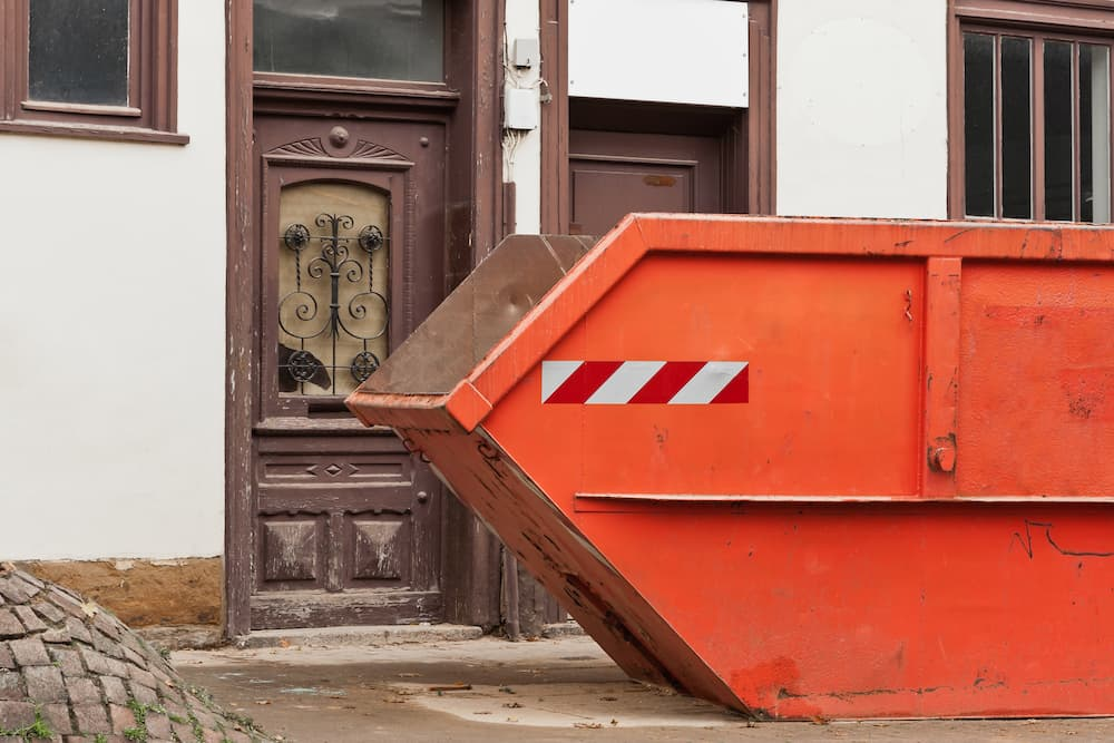 Container für die Entsorgung © fefufoto, stock.adobe.com