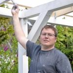 Welchen Pflege- und Wartungsaufwand verursacht eine Terrassenüberdachung?