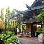 Terrassendach: Konstruktiver Schutz