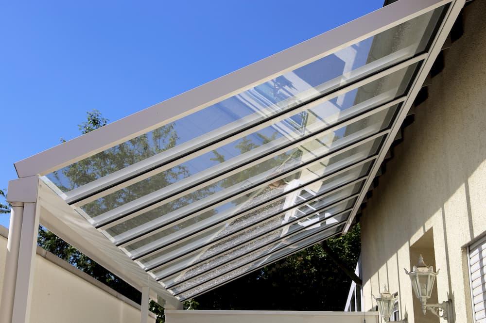 Hochwertige Terrassenüberdachung © U.J. Alexander, stock.adobe.com