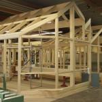 Wintergarten Konstruktion Material