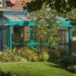 Wintergarten und Vogelschutz